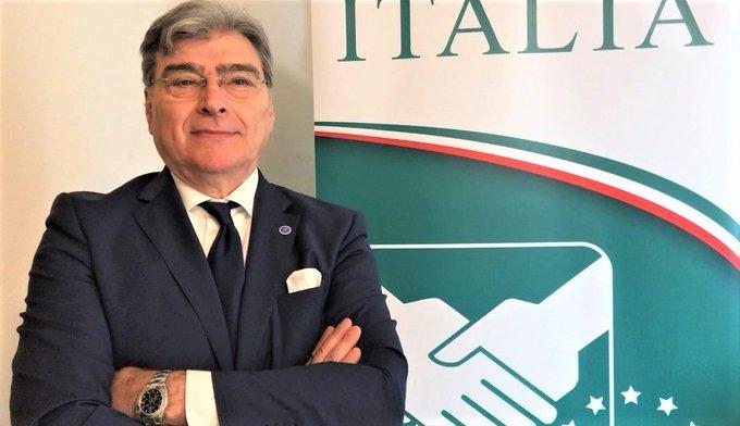 IlpresidentenazionaleFimaa,SantinoTaverna