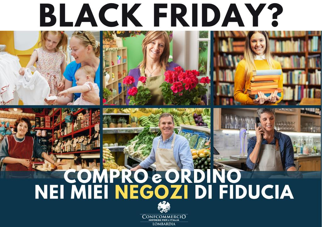 Locandina Black Friday
