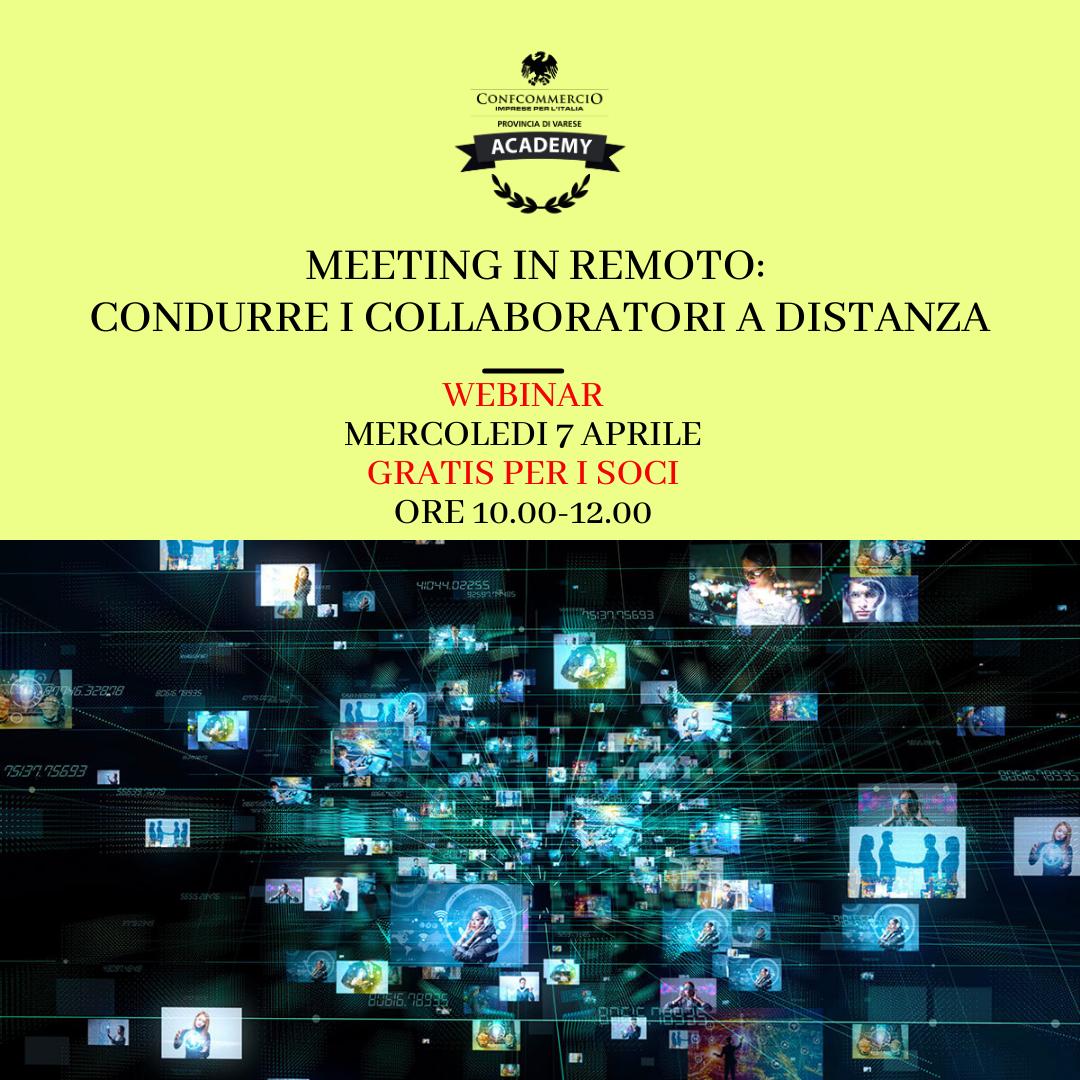 Condurreicollaboratoriadistanza:meetinginre