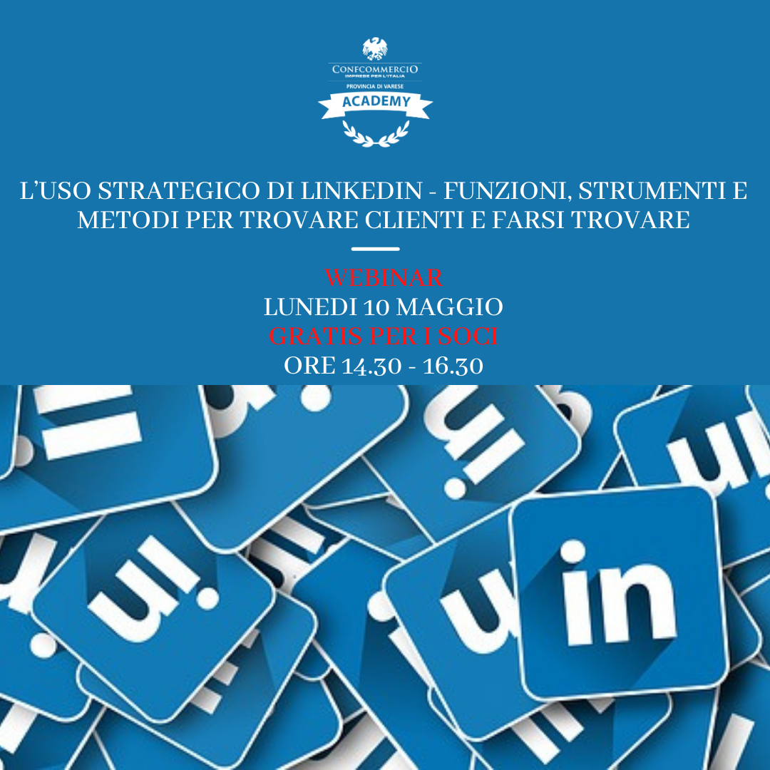 L'USO STRATEGICO DI LINKEDIN