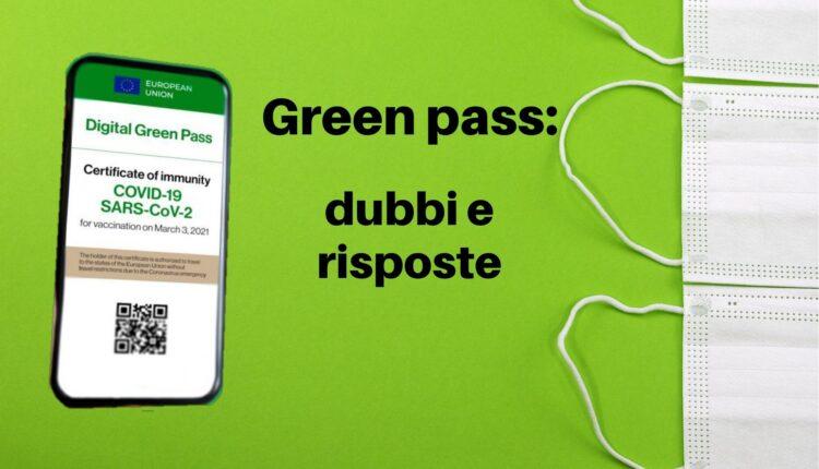 GreenPassinaziendadal15ottobre:informativa